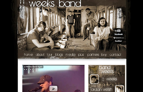 JJ Weeks Band