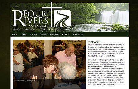 Four Rivers Ministry