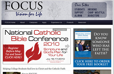 FOCUS National Site