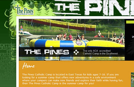 The Pines Catholic Camp