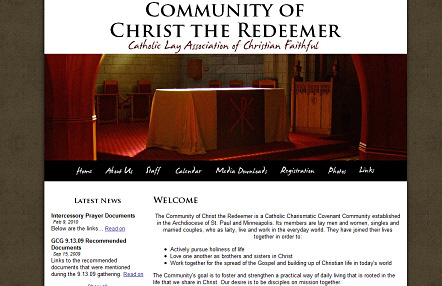 Community of Christ the Redeemer