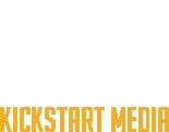 Kickstart Media:  Beautiful Blogs and Websites:: Sherman, TX Logo